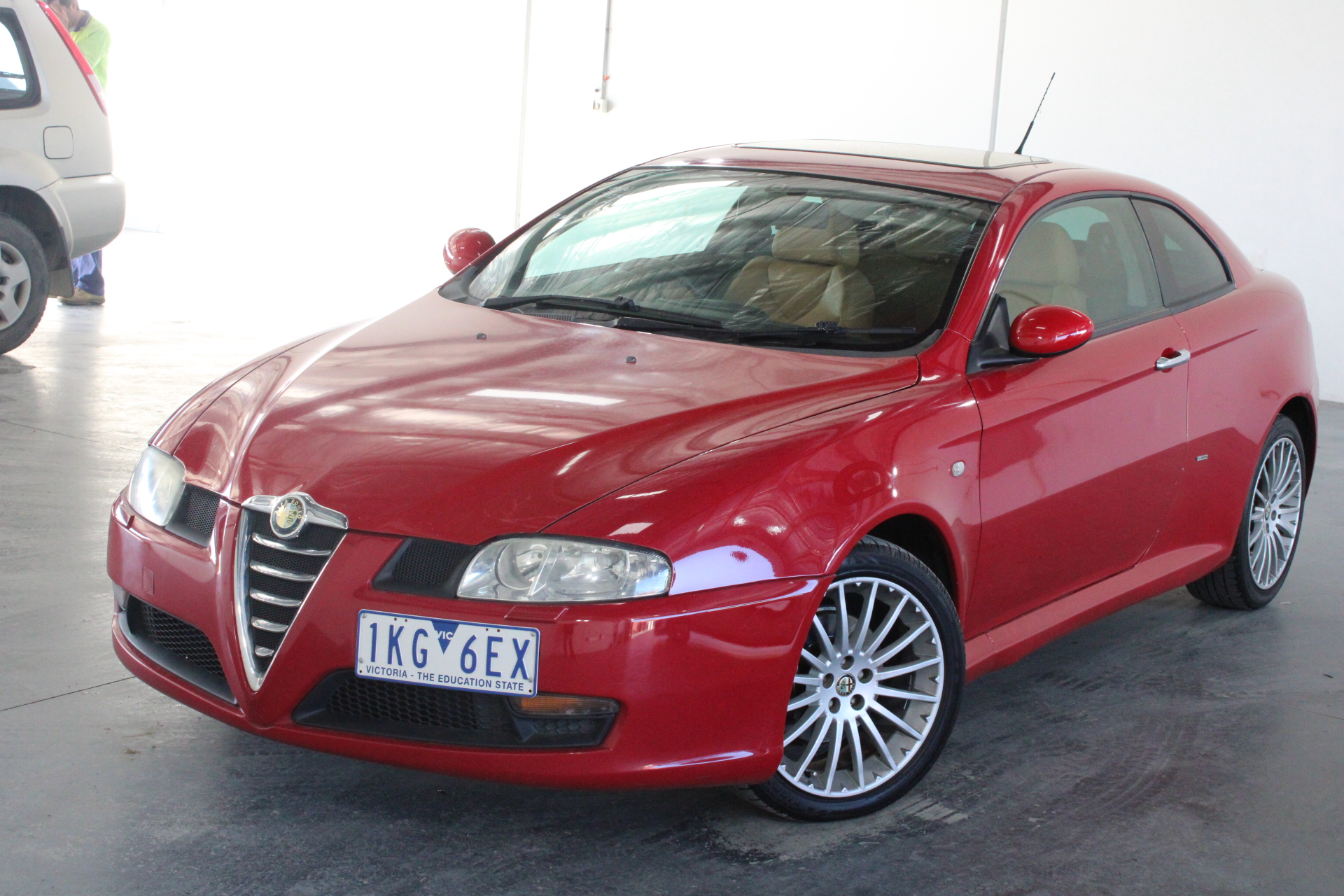 2006 Alfa Romeo GT JTS SELESPEED 125 Manual Coupe