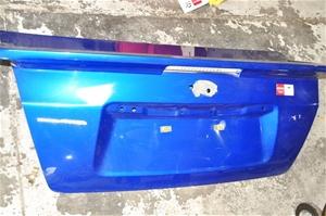 Subaru WRX Car Boot Lid