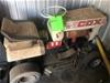 Cox Ride on Mower 11hp Briggs & Stratton Engine