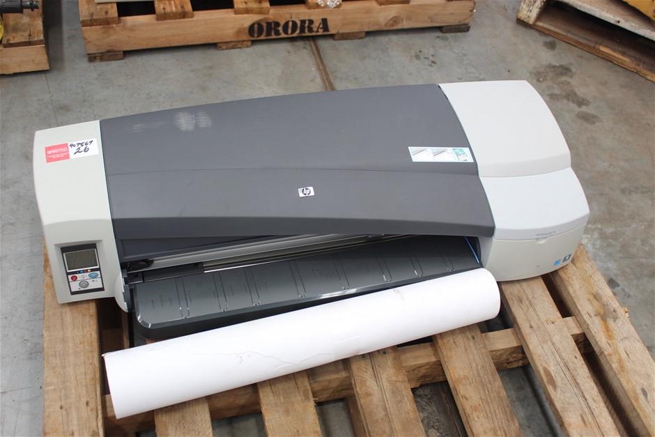 "HP DesignJet III 24"" Printer with Rolls"