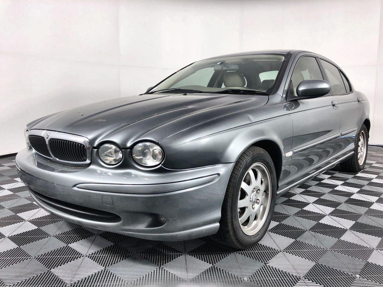 2003 Jaguar X Type 2.1 SE X400 Automatic Sedan