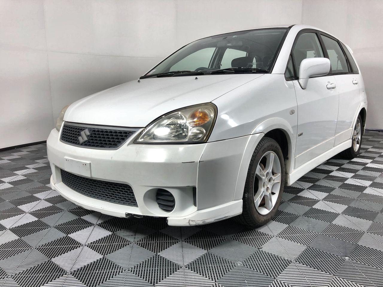 2005 Suzuki Liana 1.8L 4cyl Petrol Hatchback
