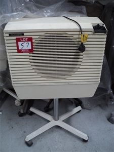 3 X Portable Bonaire Evaporative Coolers Model Profile