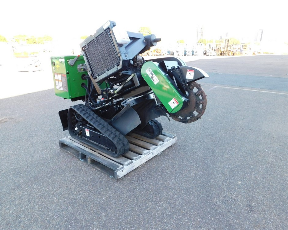 2014 Red Roo SP5014TRX Stump Grinder