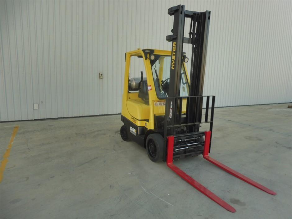 Hyster S50FT 4 Wheel Counterbalance Forklift (Pooraka, SA)