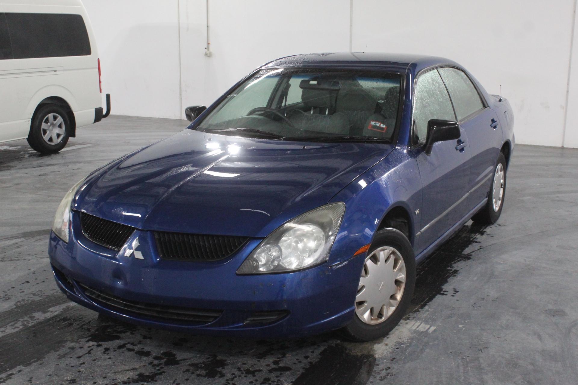 2004 Mitsubishi Magna ES TL Automatic Sedan
