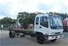 1996 Isuzu FRR500 4 x 2 Cab Chassis Truck