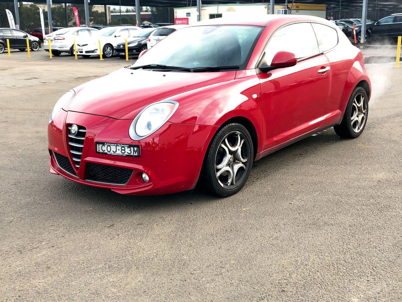 2013 Alfa Romeo Mito Progression, Auto, Hatch