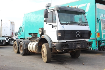 1993 Mercedes Benz 6x4 Prime Mover