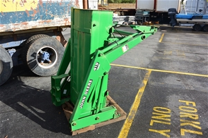 John Deere Front End Loader Assembly