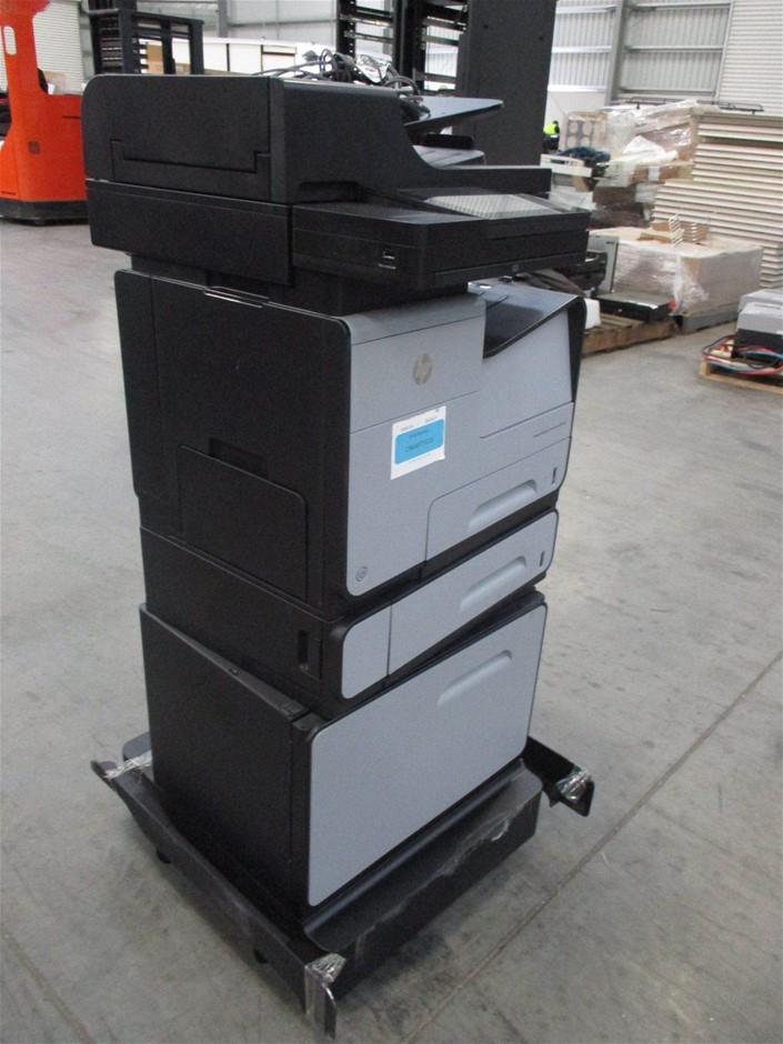 HP B5L06A Multifunction Printer X585