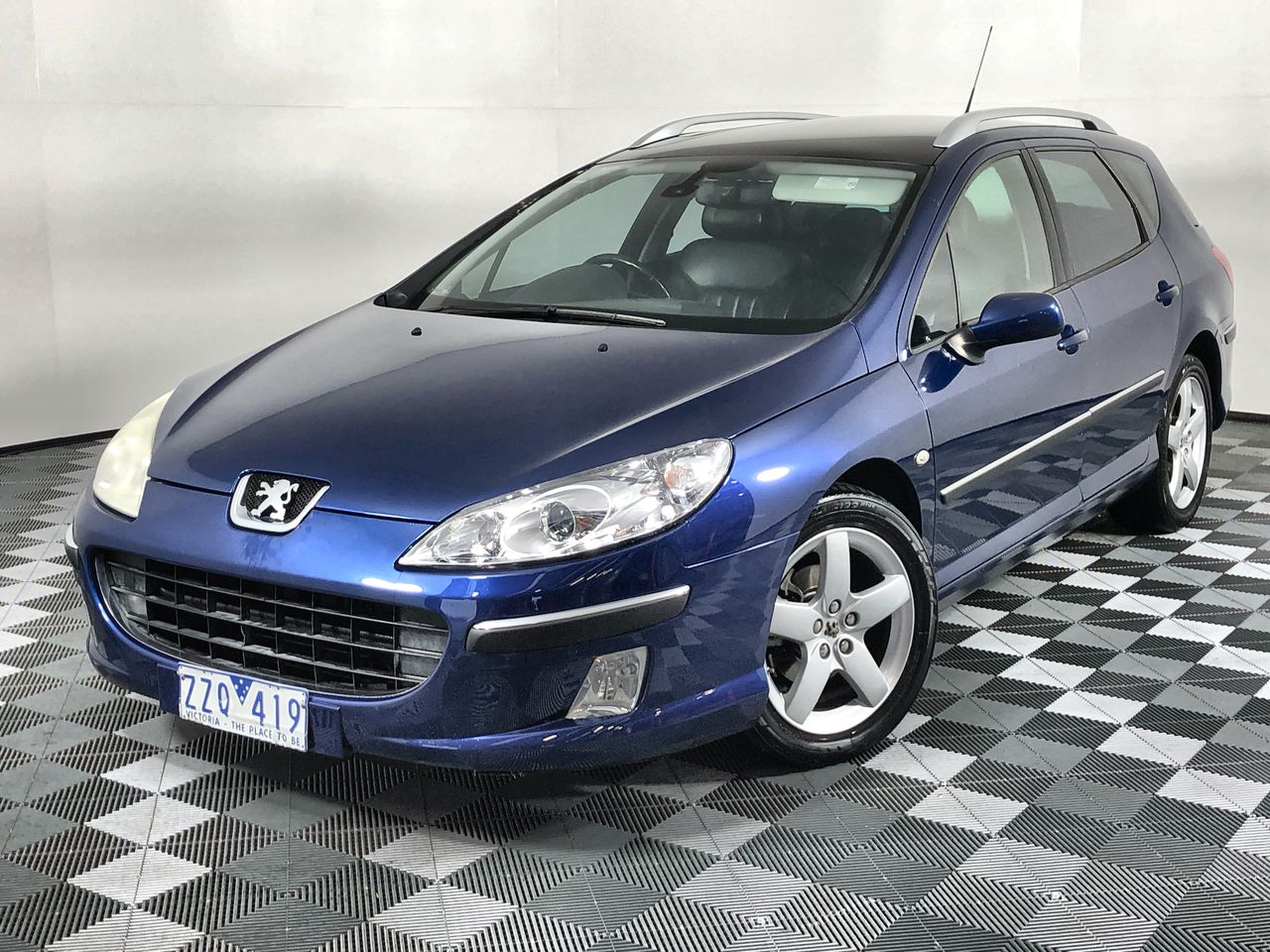 2005 Peugeot 407 ST HDi TOURING EXECUTIVE Turbo Diesel Automatic Wagon