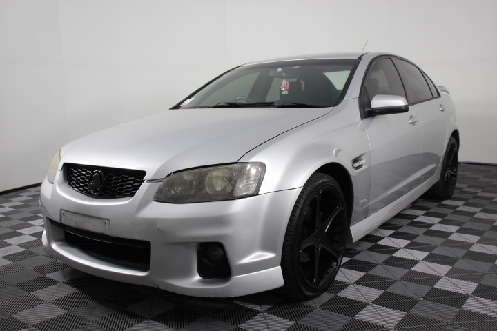 2011 Holden VE2 Commodore SV6 20 inch Alloys ( 6 Speed )