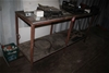 Steel Work Bench Timber Top