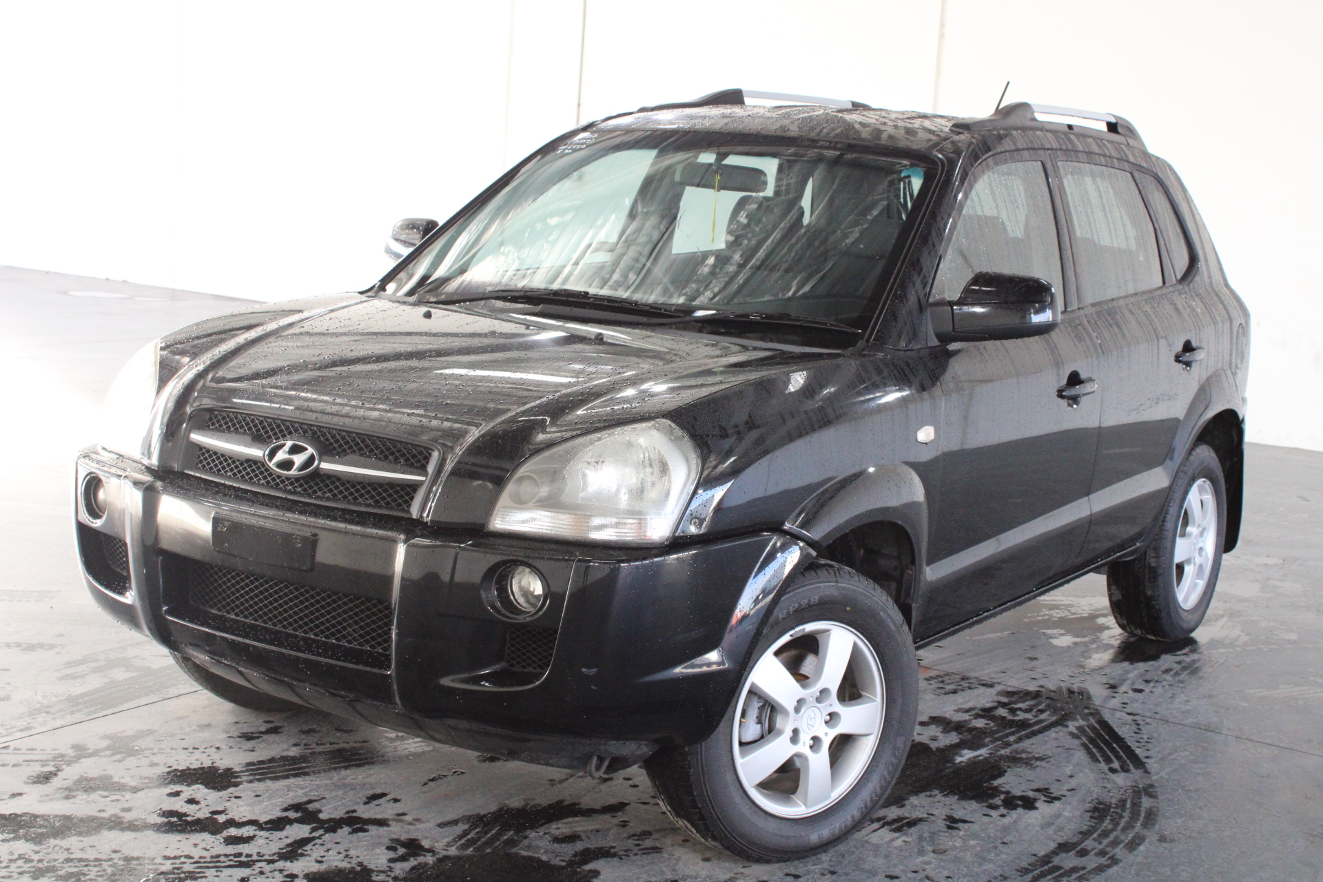 2005 Hyundai Tucson City Automatic Wagon