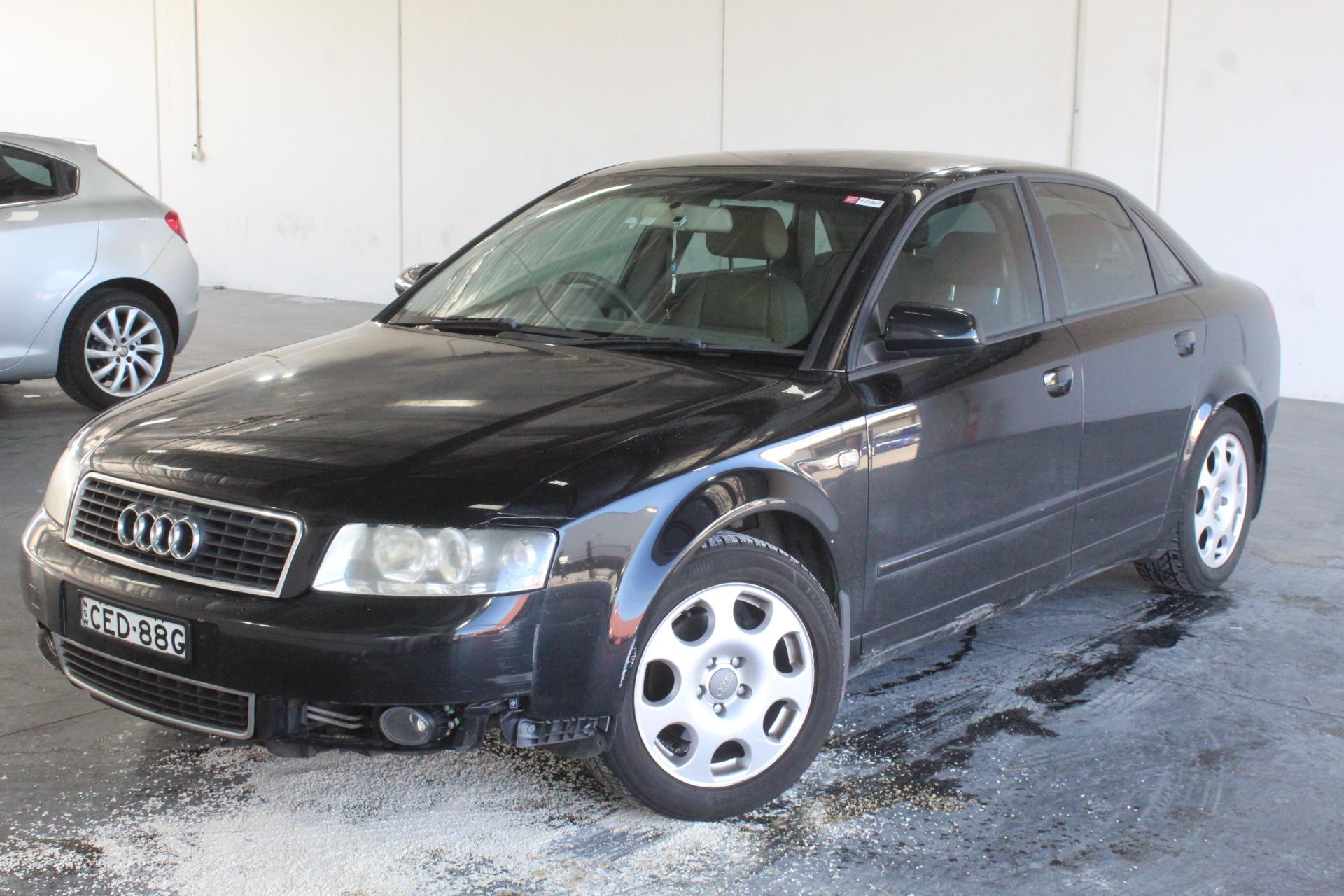 2004 Audi A4 2.0 B6 CVT Sedan
