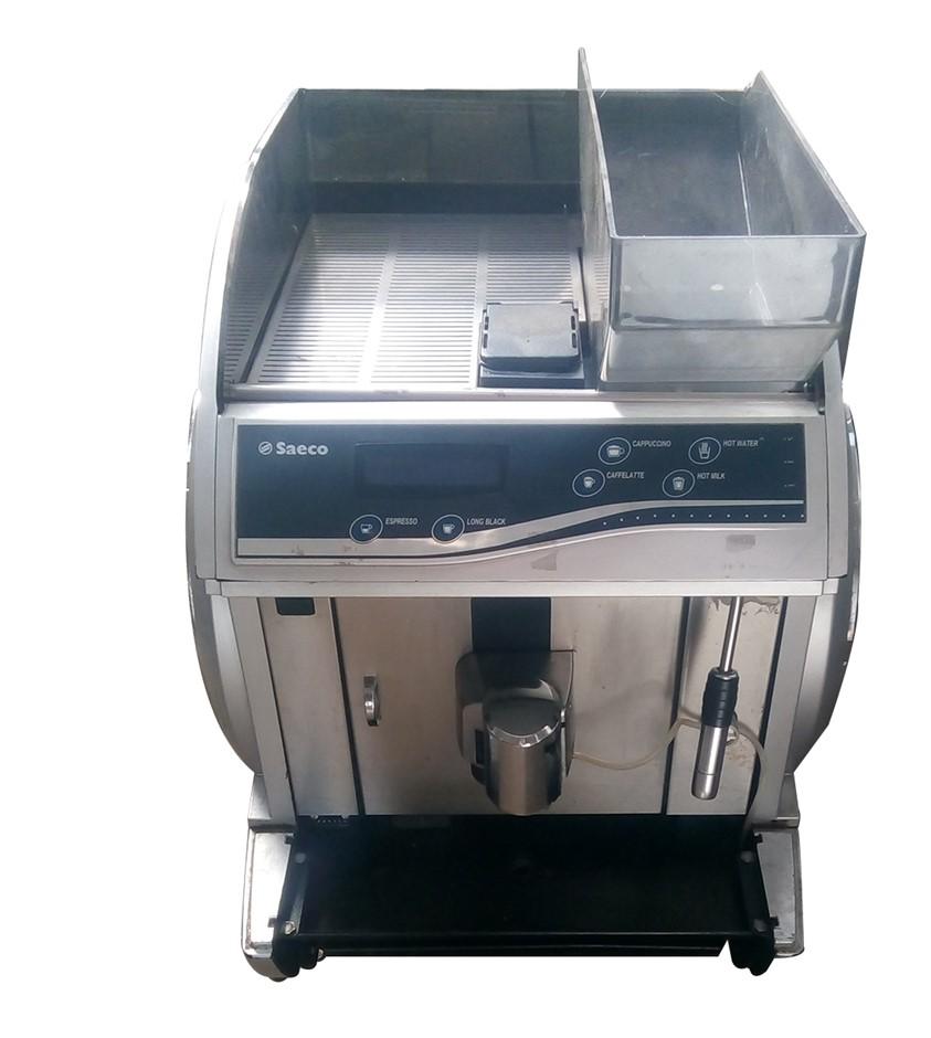 SAECO COFFEE MACHINE SEMI AUTOMATIC TOUCH PAD LED DISPLAY SCREEN