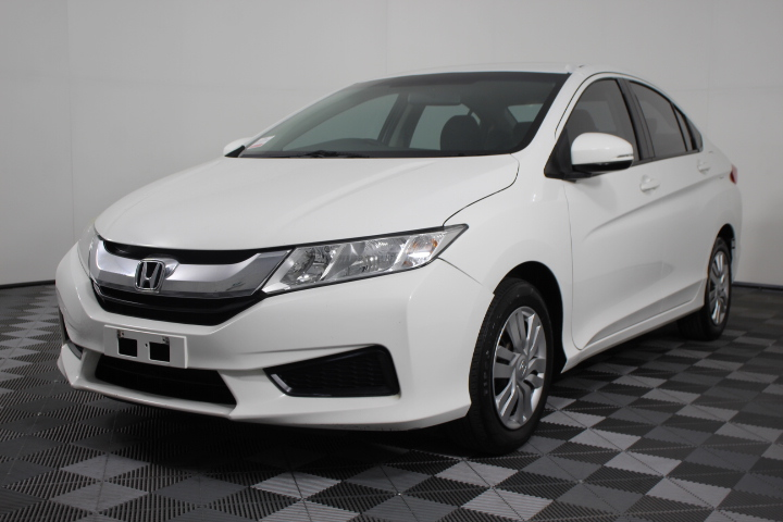 2014 Honda City VTi GM Automatic Sedan