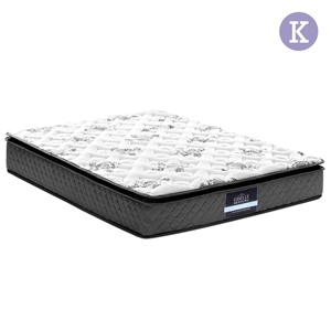 Giselle Bedding King Size Pillow Top Foa