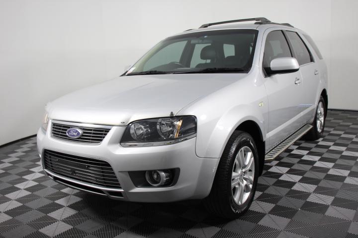 2011 Ford Territory TS Titanium Automatic 7 Seats Wagon 125,667km