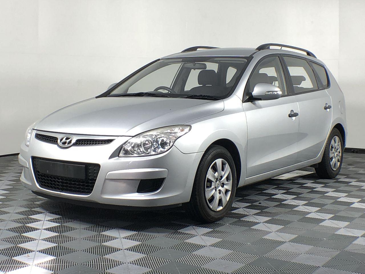 2009 Hyundai i30 cw SX 1.6 CRDi FD Turbo Diesel Automatic Wagon