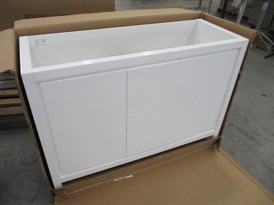 Frederic TA120FW 2 Door, 2 Drawer Vanity Cabinet