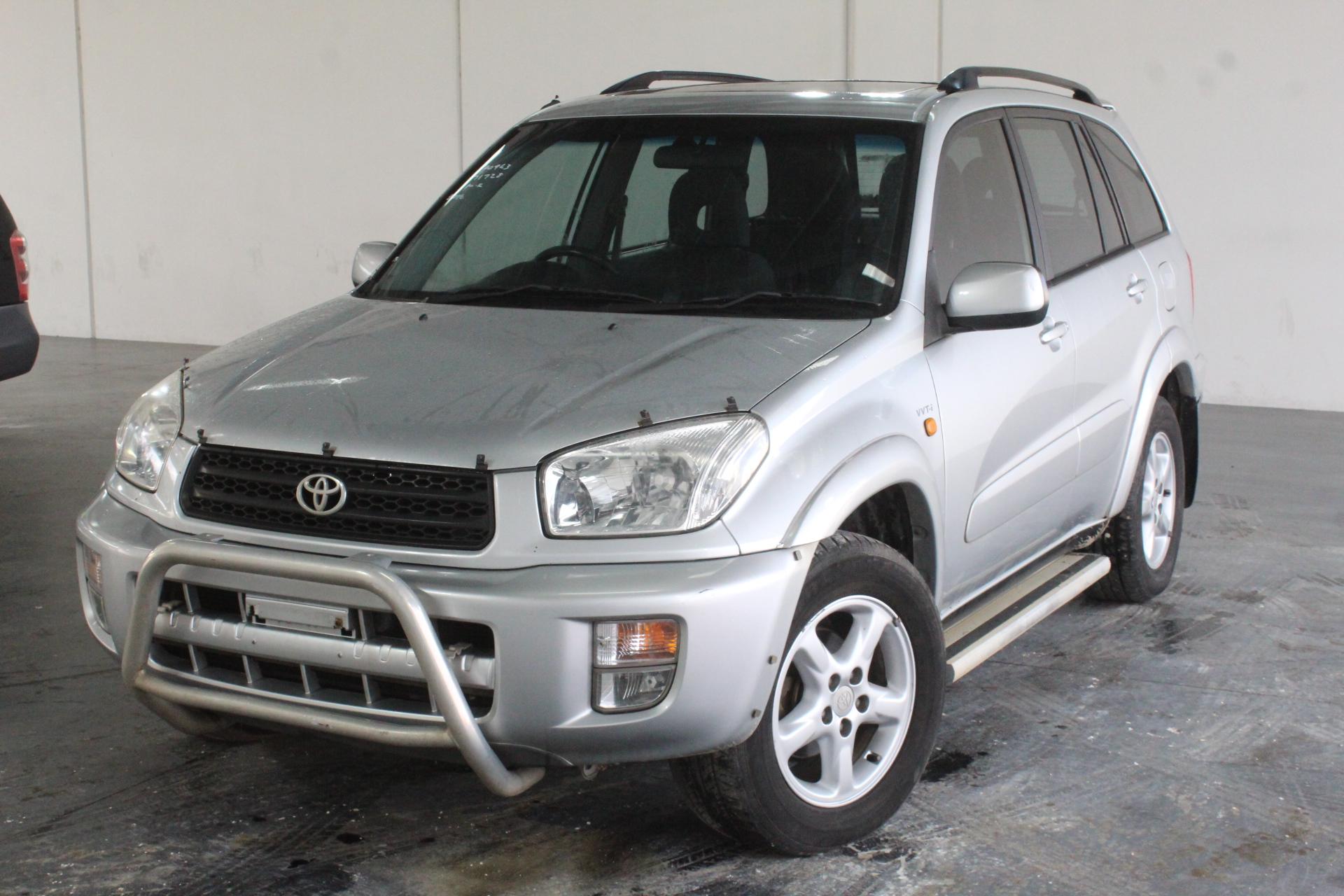 2003 Toyota Rav 4 Cruiser (4x4) Automatic Wagon