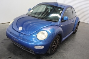 2001 Volkswagen Beetle 2.0 Automatic (WO