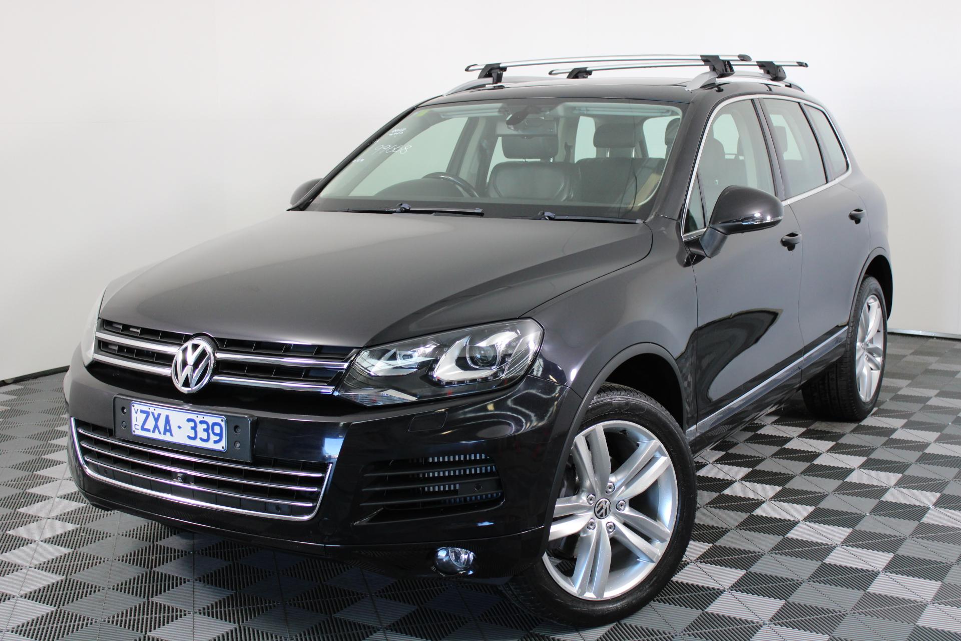 2013 Volkswagen Touareg V6 TDI 7P Turbo Diesel Automatic - 8 Speed Wagon