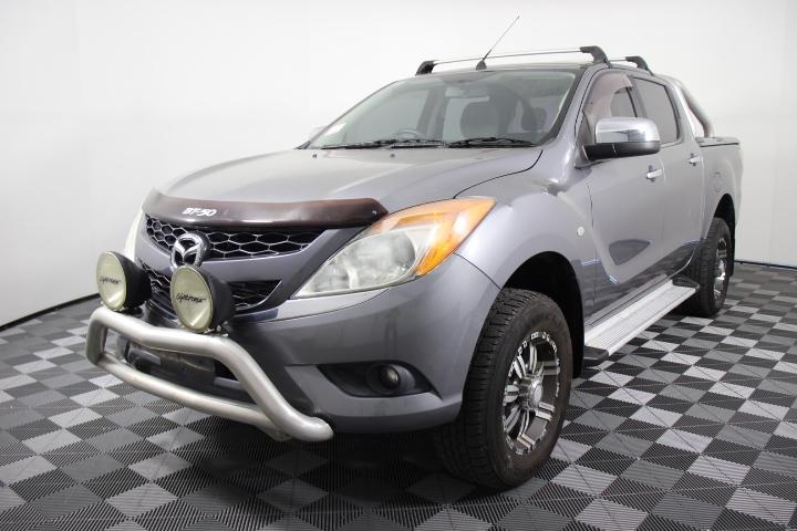 2011 MY12 Mazda BT-50 4X4 XTR 3.2T/Diesel