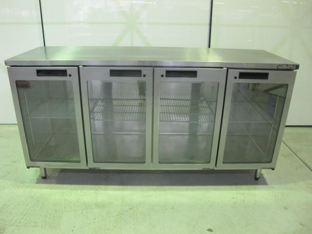 Skope Pegasus 1 Door Underbench GN Freezer Stainless Steel