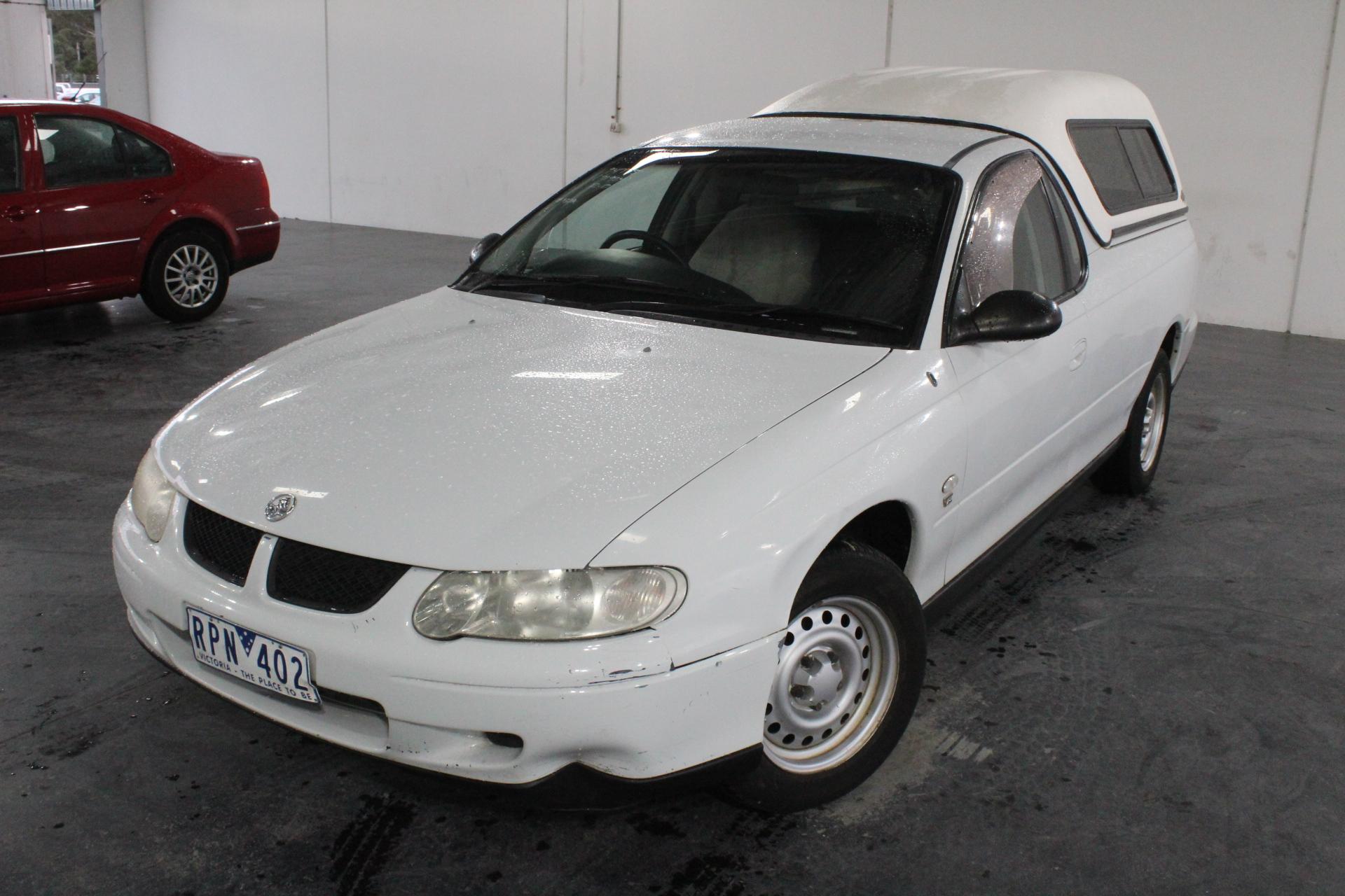2002 Holden Commodore VU Manual Ute