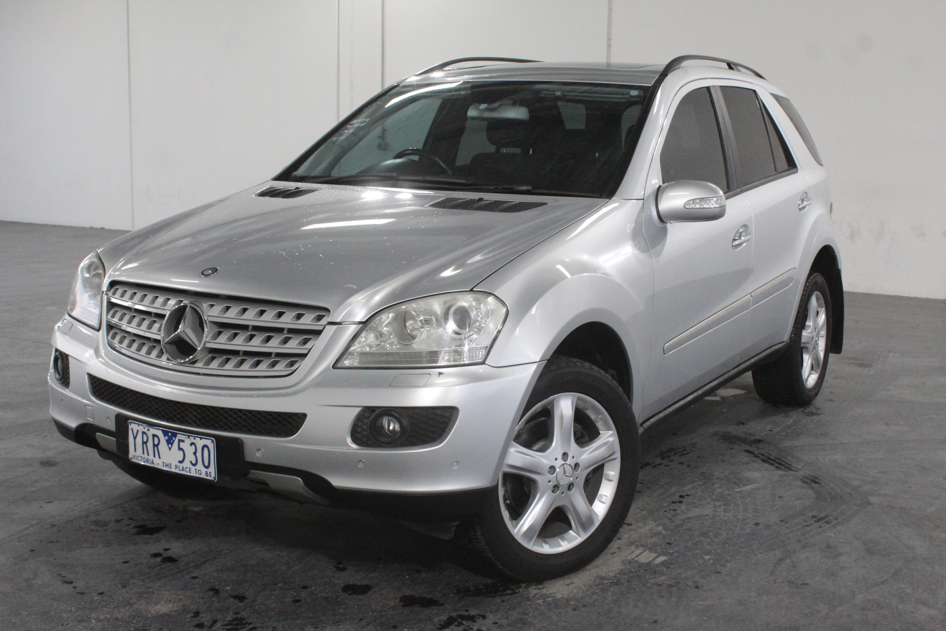 2006 Mercedes Benz ML 350 (4x4) W164 Automatic Wagon
