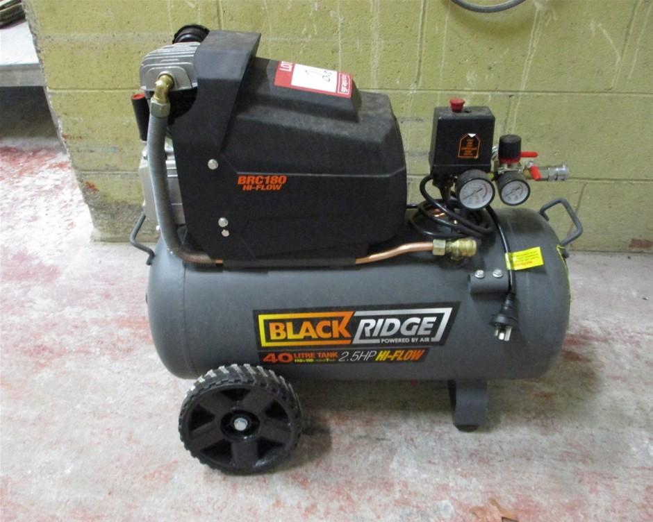 2017 Black Ridge BRC-180 Air Compressor