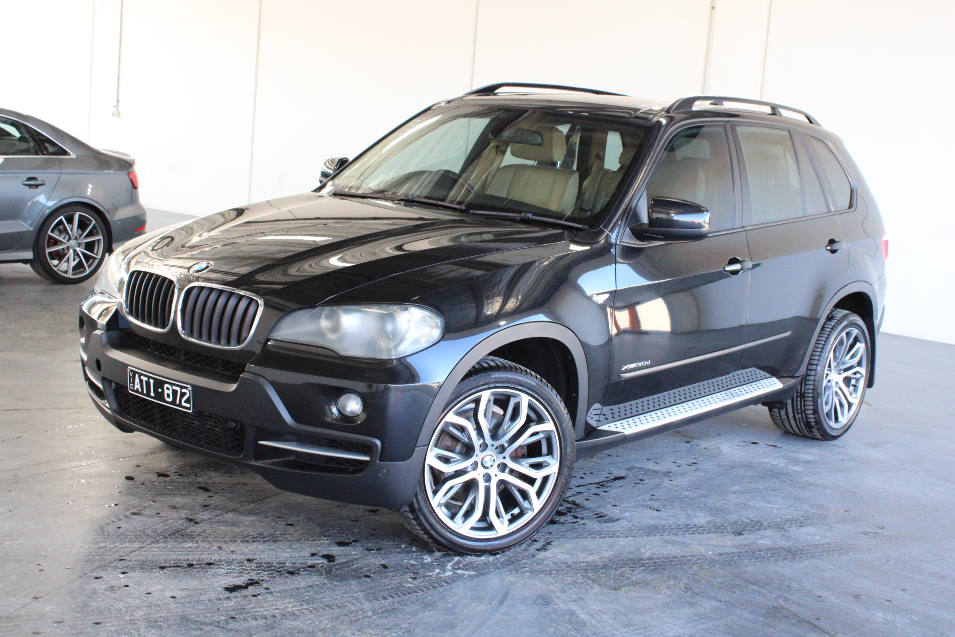 2010 BMW X5 3.0d E70 Turbo Diesel Automatic Wagon