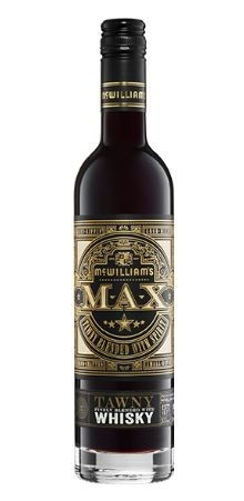McWilliam`s Max Blended with Whiskey Tawny NV (6 x 500mL), SE AUS