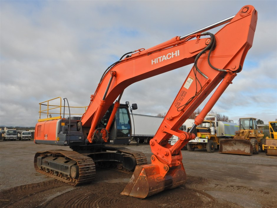2014 Hitachi ZX330-3 Tracked Hydraulic Excavator (Pooraka, SA)
