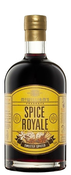 McWilliam`s Flavour Infused Fortified Spice Royale NV (6 x 750mL)