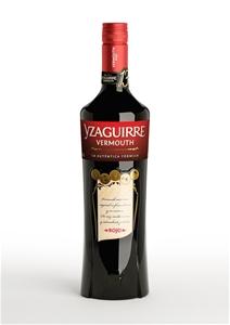 Yzaguirre Vermouth Clásico Rojo (6x 1000