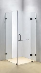 1000 x 1000mm Frameless 10mm Glass Showe