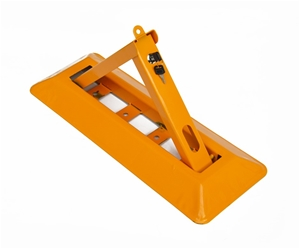 Fold Down Vehicle Security Car Parking S