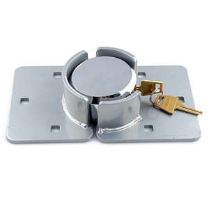 Van Door Lock With Brackets - Heavy Duty