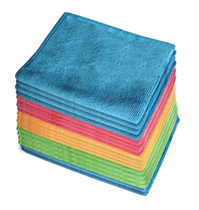 18x Microfibre Cleaning Cloth Microfiber