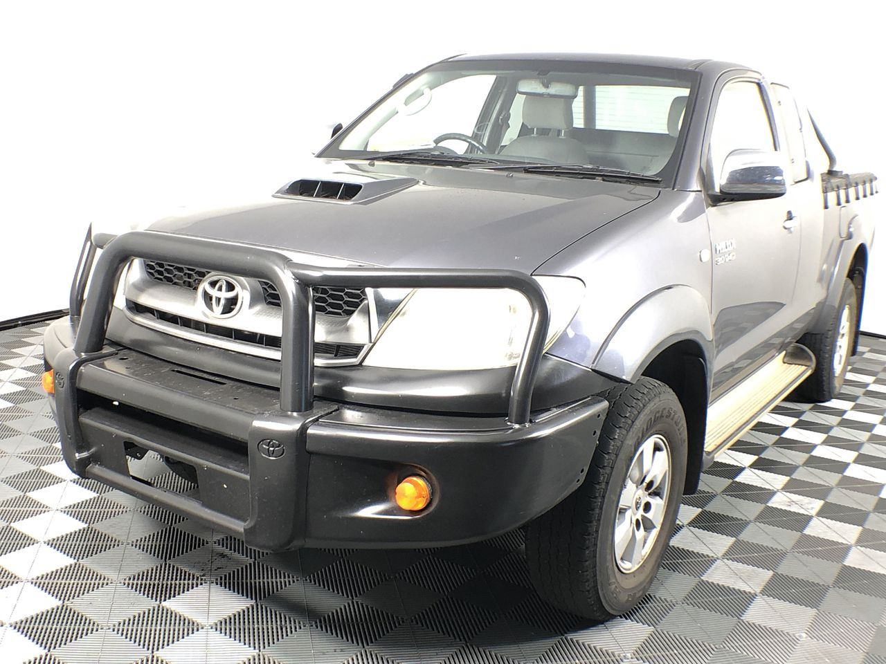 2009 Toyota Hilux Extra Cab 4x4 SR5 Turbo Diesel Manual Ute