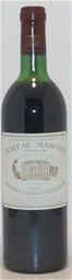 Chateau Margaux 1er Grand Cru 1983 (1x 750mL),Margaux,Bordeaux,France. Cork