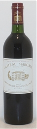 Chateau Margaux 1er Grand Cru 1985 (1x 750ml), Cork