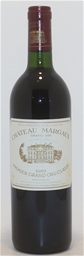 Chateau Margaux 1er Grand Cru 1989 (1x 750ml), Cork