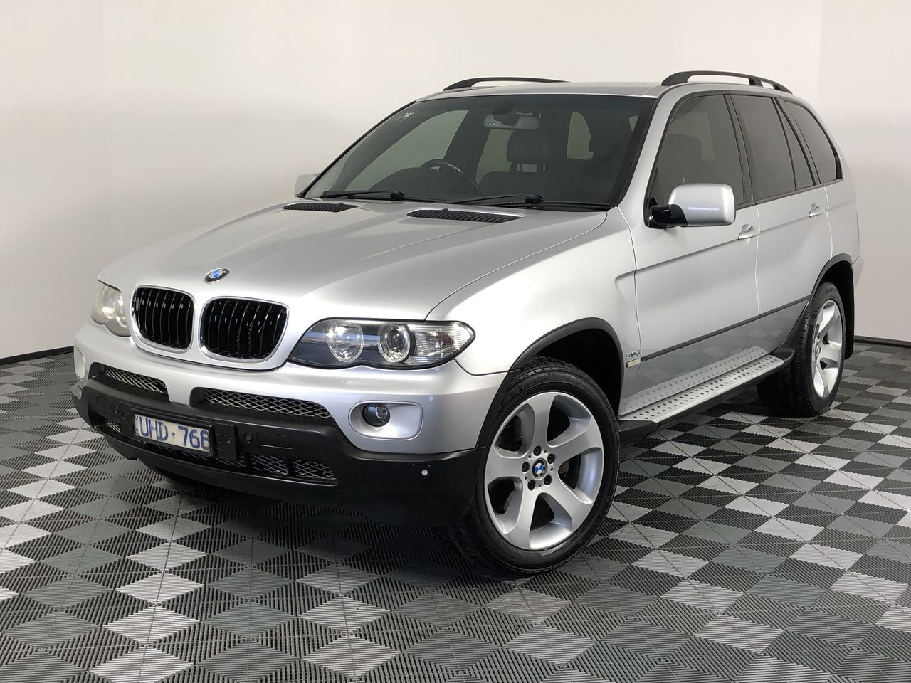 2006 BMW X5 3.0d E53 Turbo Diesel Automatic Wagon