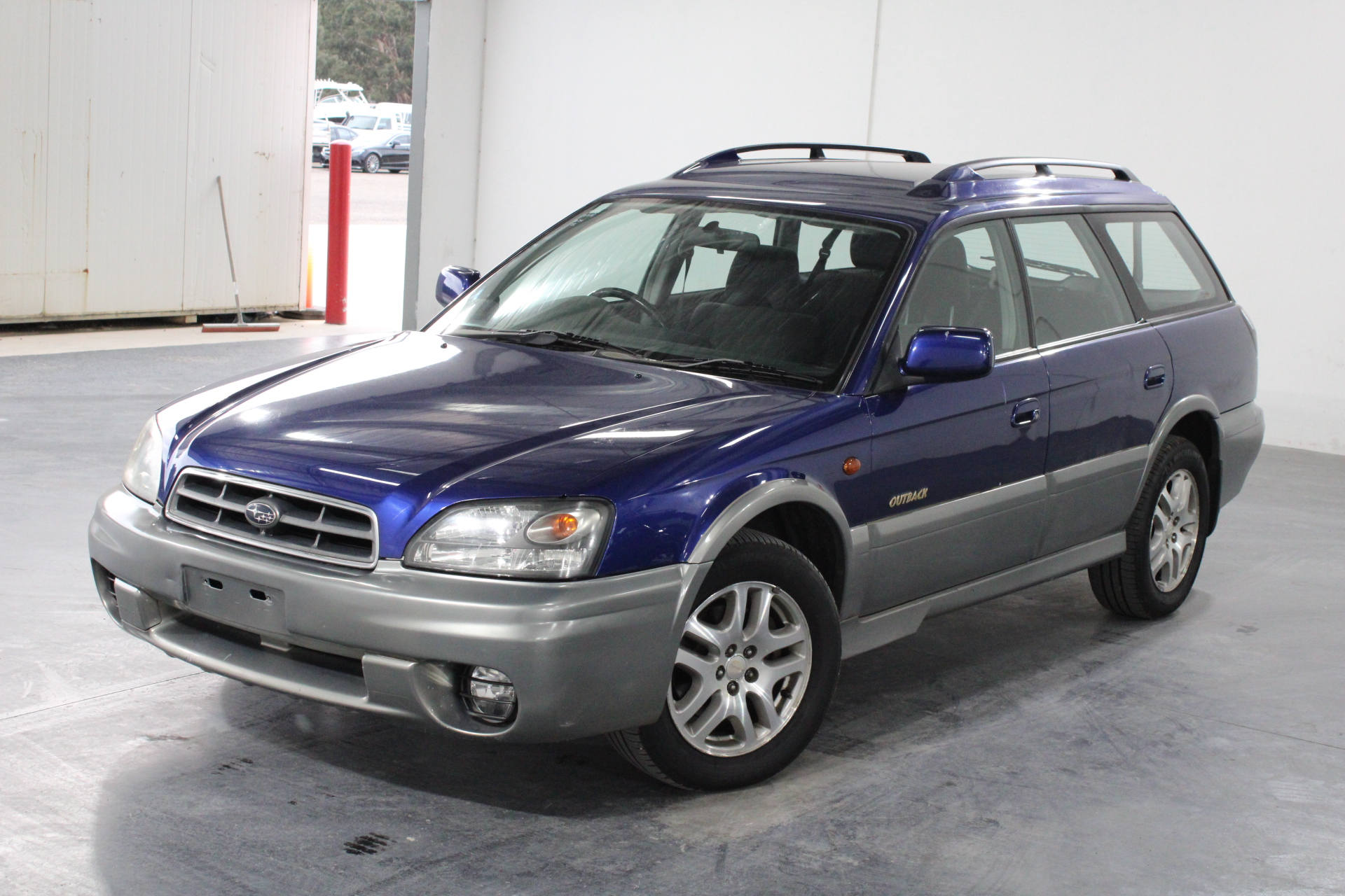 2002 Subaru Outback B3A Automatic Wagon
