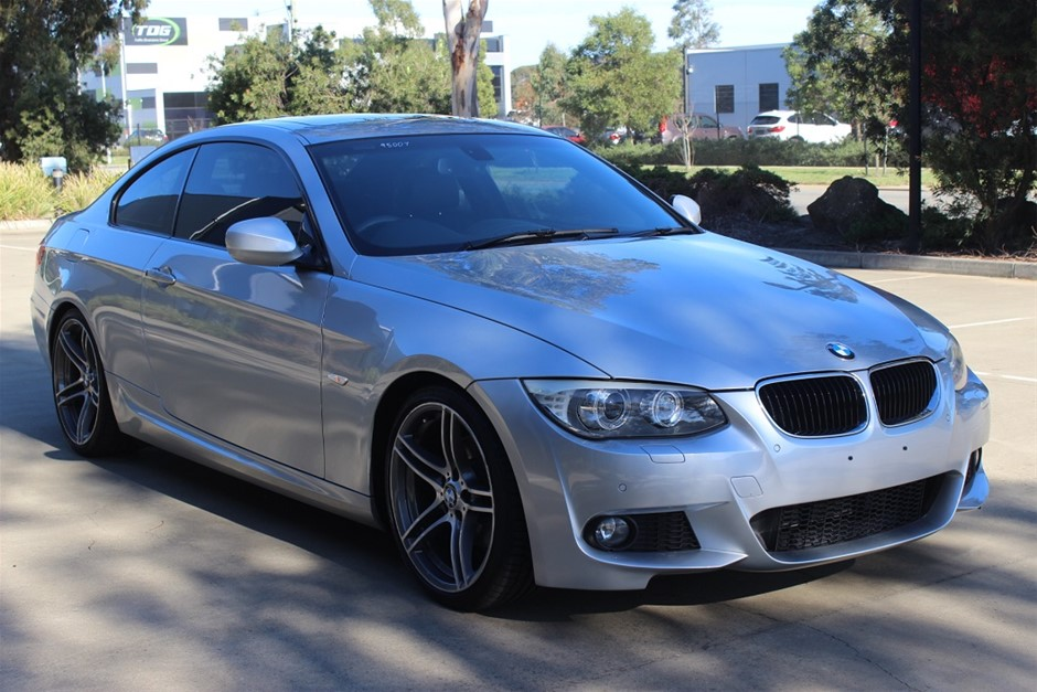 2012 BMW 320d M-Sport E92 RWD Automatic Coupe